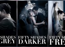 Fifty Shades of Grey + Darker + Freed (2015–2018) Collection