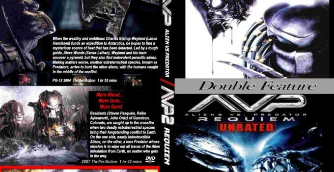 The Alien vs. Predator Duology (2004-2007)