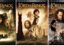 The Lord of the Rings is a film series of three epic fantasy adventure films directed by Peter Jackson, based on the novel written by J. R. R. Tolkien. The films are subtitled The Fellowship of the Ring, The Two Towers and The Return of the King.