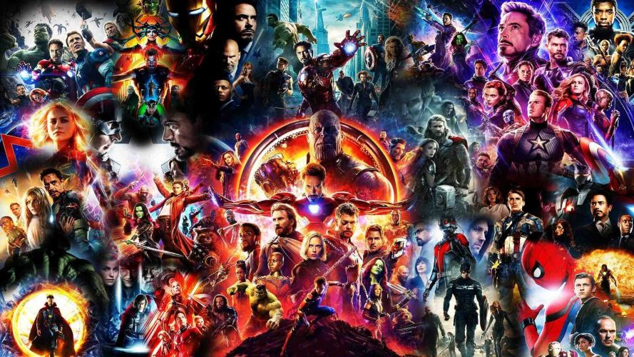 The Marvel Cinematic Universe Movies Collection