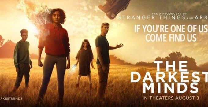 The Darkest Minds (2018) 1080p Bluray x265
