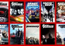 Fast & Furious Collection (2001-2019) 1080p + 2160p 4k 10Bit Bluray Hindi + English x265 HEVC