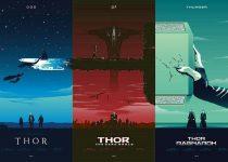 Thor Trilogy (2011-2017)