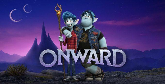 Onward (2020) 1080p + 2160p 4k + 3D 10Bit Bluray