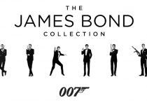James Bond 25 Movies The Complete Collection (1962-2015) 1080p