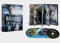 The Bourne Collection (2002-2016) 1080p + 2160p 4k Bluray x265