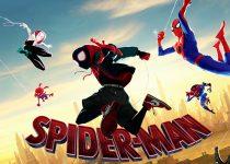 Spider-Man Into the Spider-Verse (2018) 720p + 1080p + 2160p 4k