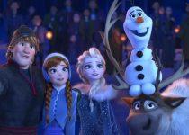 Olaf's Frozen Adventure (2017) 1080p + 2160p 4k