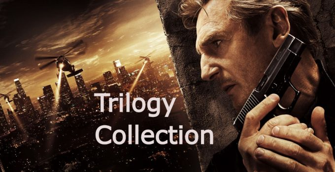 Taken Trilogy Collection (2008–2014) 1080p