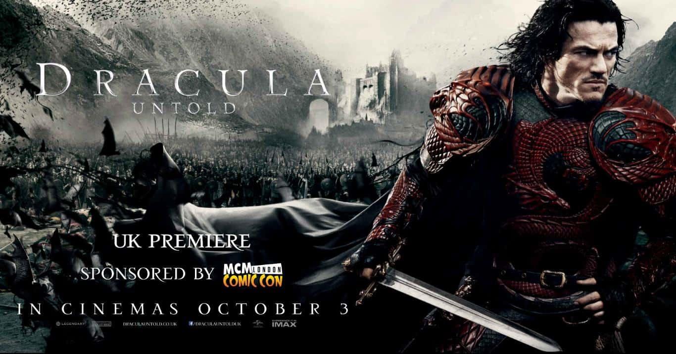 Dracula Untold (2014) 1080p