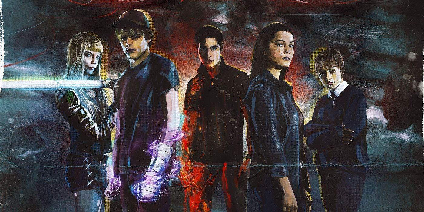 The New Mutants (2020) 720p + 1080p + 2160p 4k
