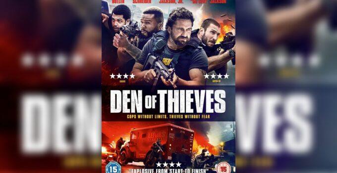 Den of Thieves (2018) 720p + 1080p