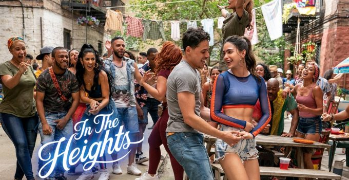 In the Heights (2021) 720p + 1080p + 2160p 4K