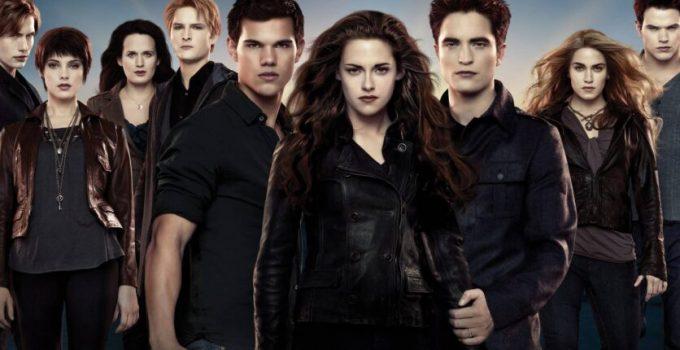 The Twilight Saga Series Collection (2008-2012) 720p + 1080p + 2160p 4K