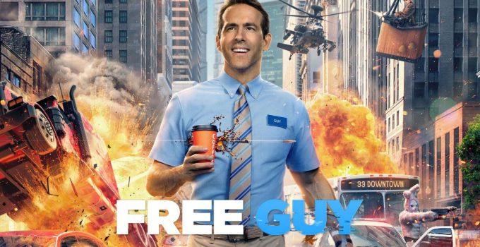 Free Guy (2021) 720p + 1080p + 2160p 4K