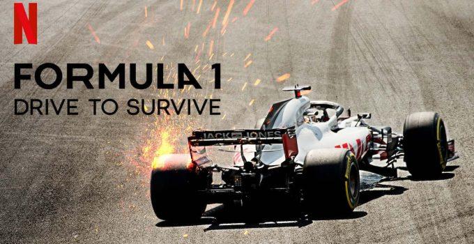 Formula 1 Drive to Survive (2019) S01-S03 1080p + 2160p