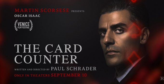 The Card Counter (2021) 720p + 1080p + 2160p 4K