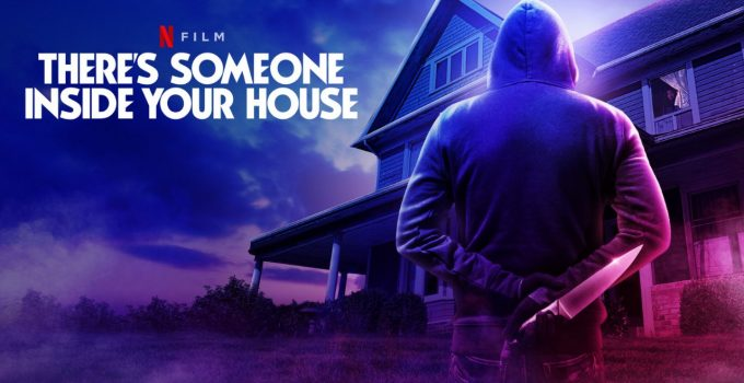 Theres Someone Inside Your House (2021) 720p + 1080p